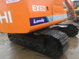 Vente Japon Hot 8 Ton origine Mini Pelle Hitachi (EX60-1)