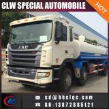 Vrachtwagen de van uitstekende kwaliteit van de Tanker van Bowser van het Water van de Vrachtwagen van de Carrier van het Water van JAC 16cbm 22cbm