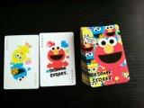 Карточки изготовленный на заказ бумаги Deisgn играя с карточками держателя/покера