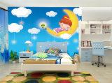 Projetar pinturas murais coloridas do papel de parede da alta qualidade para o quarto de crianças
