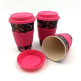 BPA geben Eco Bambusfaser-Becher frei (YK-BC1015)
