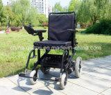 [س] يوافق كرسيّ ذو عجلات مع ذراع قيادة ([إكسفغ-107فل])