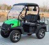 新しいモデル4の乗客電気UTVのゴルフカート