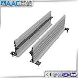 Carril de guía de aluminio de 6061 aleaciones