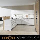 2017 het Nieuwe Meubilair van de Keuken van de Kleur van de Manier Concrete (AP119)