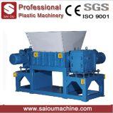 Escoger/la máquina machacante de madera de la desfibradora doble del eje