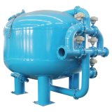 冷水のバイパスマルチ媒体の砂フィルター機械