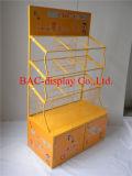 Metallfußboden-stehender Ausstellungsstand für Gelee/Zucker/Kaugummi/Süßigkeit/Bonbon