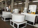 PVC de plástico caliente y fría máquina mezcladora