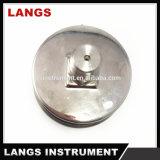 061 calibres líquidos enchido ou de Fillable (aço inoxidável interno)