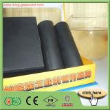 Cortina schiumogena di gomma a prova di fuoco del materiale NBR/PVC