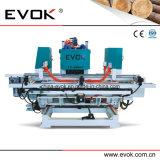 Serratura-Foro di legno del portello di funzione completa ad alta velocità automatica di falegnameria ed alesatrice Tc-60ms-CNC-B della cerniera