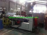 Machine à feuilles coulées en tôle ondulée longue portée