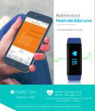 アマゾン熱い販売の適性の追跡者の腕時計のスマートなブレスレットバンド