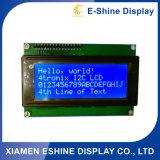 青いバックライトが付いている2004年の文字肯定的なSTN LCD穂軸のモジュール