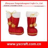 Fontes do Natal do brinquedo de Papai Noel da decoração do Natal (ZY14Y05 14CM)
