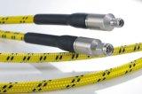 Ensemble de câbles de test coaxiaux RF 2,4 mm femelle à 2,4 mm Hommes