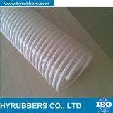 Tubulação de mangueira do PVC, mangueira da sução do PVC