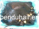 처리되지 않는 Virgin 사람의 모발, 자연적인 사람의 모발, 브라질 Virgin 머리