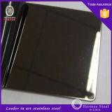 201 304 aperçus gratuits de plaque de miroir d'acier inoxydable