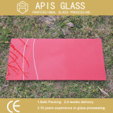 カスタマイズされた台所機器の緩和されたガラスのタッチ画面ガラス