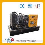 100kw abren el conjunto de generador diesel