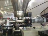 Máquina de plástico de PVC de perfil de línea de producción