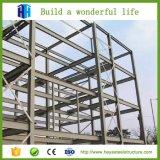 Nuevo taller del diseño construido de la estructura de acero