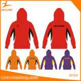 Healong Sportswear homme d'impression par sublimation Hoodies Pull
