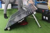 120W Panneau solaire pliable pour le camping avec 9m de câble
