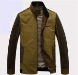 El hombre casual chaqueta Softshell (J022)