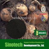 Fertilizante do grânulo 90% de Humate do potássio
