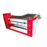Óleo do tambor do cilindro de aquecimento da máquina de impressão de transferência de calor para a impressão de têxteis