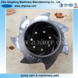 Flowserve Durcoの遠心ポンプステンレス鋼のインペラー