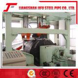Moulin de tube en acier de soudure à haute fréquence