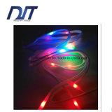 Lámpara de Nylon LED con Lace Luminous Flash Luminous Shoelaces