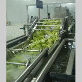 Tipo de grande bolha comercial máquina de lavar frutas e produtos hortícolas