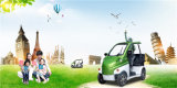 Мини-Электромобиль Аренда автомобиля для продажи автомобилей на полдня