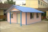 Casa modular prefabricada del acero estructural (KXD-pH123)
