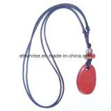 Pedra semi preciosa, cristal natural, frisada, colar, moda, jóias, conjuntos