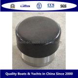 海洋のボートの部品---ステンレス鋼ベアリング保護装置かベアリングカバー(オイルの入口と)
