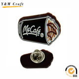 Type de PVC doux Promotion Coat Lapel Pin Ym1103