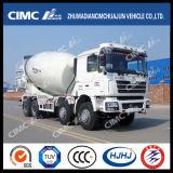 4-20cbm Euro2/3/4/5 Shacman 8*4 ConcreteかCement Mixer Truck