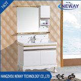 Тщеты ванной комнаты твердой древесины пола конкурентоспособной цены