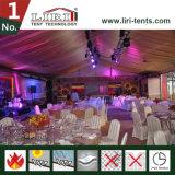 De luxe verfraaide de Gevormde Tent van het Restaurant van het Hotel voor de Recreatie van de Gastvrijheid van de Catering