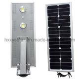 La fábrica de alta protección IP65 LED de luz solar al aire libre con autodetección de calle la luz solar