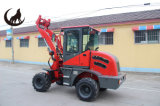 Équipement de machines agricoles Zl10 Wheelloader Small Tractor of Front Loader