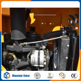 Nuevo pequeño mini cargador de la rueda de Radlader 4WD hecho en China