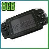 """Écran LCD 4,3"""" numérique 8GB MP3 MP4 MP5 PMP Sortie TV Vidéo 8 Go Noir joueur de musique"""