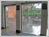 glace Tempered claire/teintée de 3-19mm avec les bords Polished pour les portes/pièce de douche